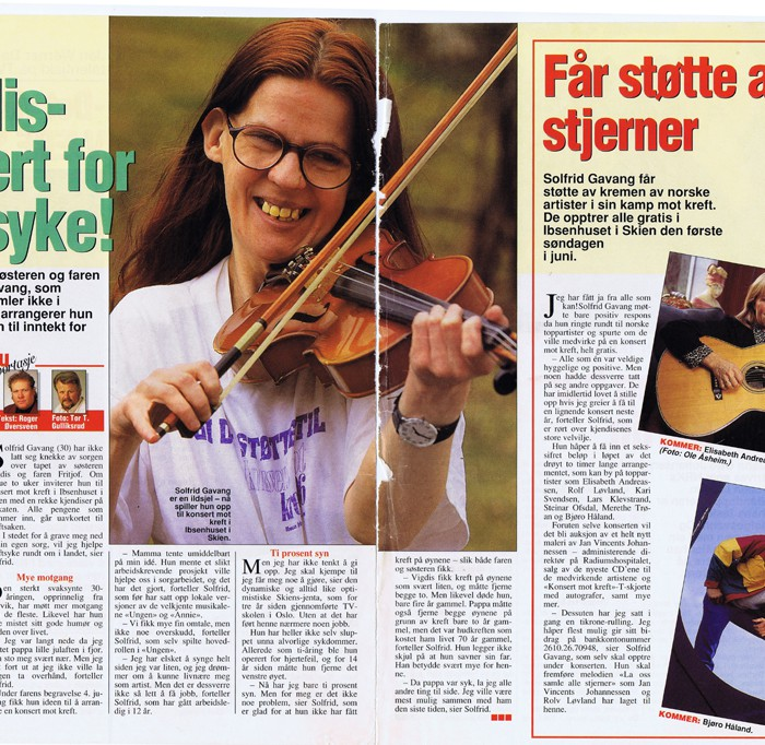 Norsk Ukeblad 1996